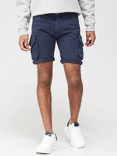 alpha-industries-crew-cargo-shorts-blue
