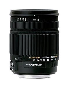 sigma-18-250mm-f35-63-dc-os-stabilised-nikon-fit-lens