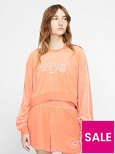 nike-nsw-retro-femme-sweatshirt-orangenbsp