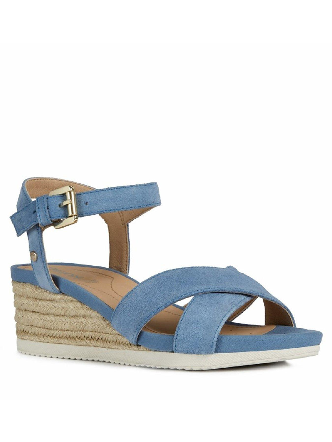 Blue | Sandals \u0026 flip flops | Shoes