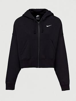 nike-nsw-essentials-full-zipnbsptrend-hoodie-blacknbsp