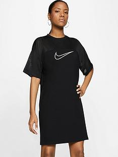 nike-nsw-mesh-t-shirtnbspdress-blacknbsp