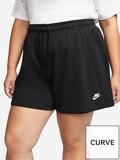 nike-nsw-club-fleece-shorts-curve-blacknbsp