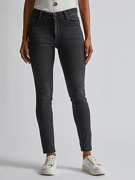 dorothy-perkins-dorothy-perkins-petite-black-alex-jeans-washed-black