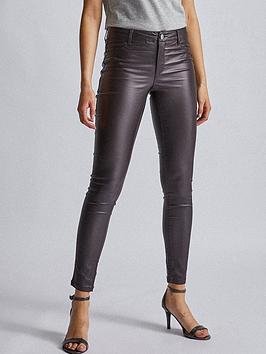 dorothy-perkins-dorothy-perkins-purple-coated-frankie-jeans