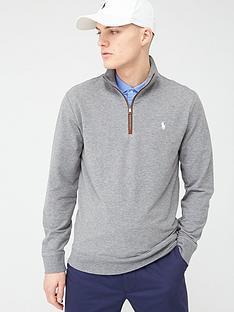 polo-ralph-lauren-golf-golf-terry-half-zip-midlayer-top-grey-heather