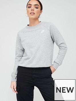 nike-nsw-essentials-sweatshirt-dark-grey-heather