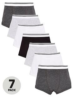 v-by-very-boys-7-pack-trunks-grey