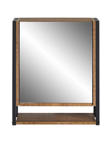 lloyd-pascal-linley-single-mirror-bathroom-wall-cabinet