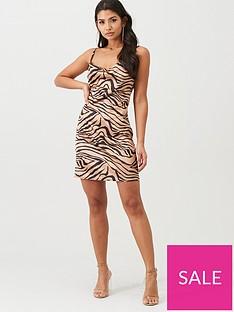 boohoo-boohoo-tiger-print-satin-slip-dress-copper