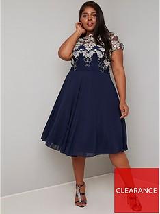 chi-chi-london-curve-riara-dress-navy