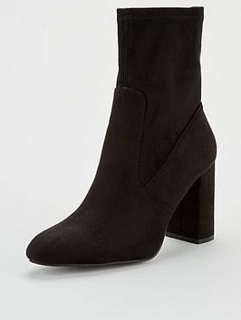 v-by-very-block-heel-zip-back-ankle-boots-black