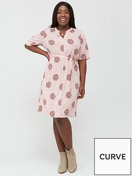 junarose-curve-anneline-24-sleeve-dress-blush