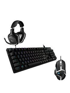 logitech-logitech-g-pc-gaming-bundle-includes-g502-hero-se-mouse-g512-se-rgb-mechanical-gaming-keyboard-g332-se-gaming-headset