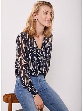 mint-velvet-sara-animal-print-blouse-multi