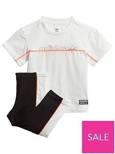 adidas-originals-infant-t-shirtnbspandnbspleggings-set-blue-black