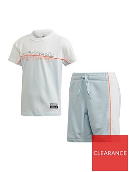 adidas-originals-boys-short-set