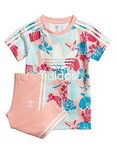 adidas-originals-infant-tee-and-leggingnbspset-pink