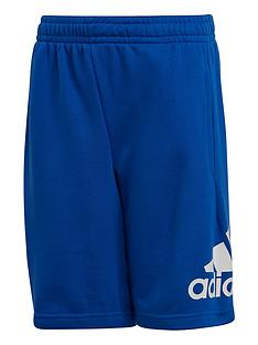 adidas-junior-boys-must-havesnbspbadge-of-sport-shorts-blue