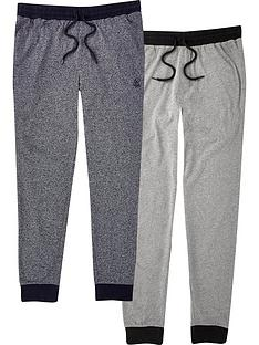 river-island-2-pack-pyjama-bottoms