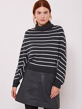 mint-velvet-striped-grown-on-batwing-knit-multi