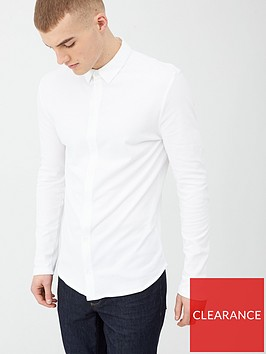 river-island-muscle-fit-pique-polo-shirt