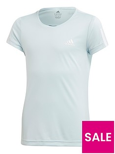 adidas-youth-girls-training-equip-tee-light-blue