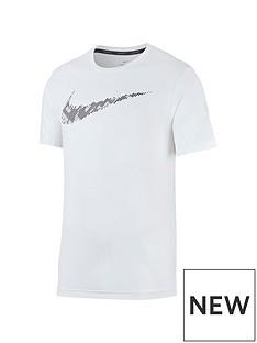 nike-hyperdry-short-sleeve-top-white