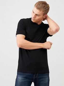 river-island-black-slim-fit-crew-neck-t-shirt