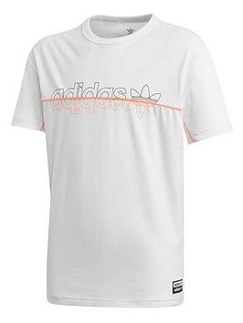 adidas-originals-nbspchildrensnbsptee-white