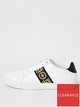 river-island-white-wasp-tape-lace-up-trainers