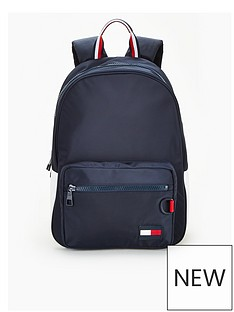 tommy-hilfiger-backpack-sky-captain