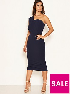 ax-paris-one-shoulder-bodycon-dress-navy