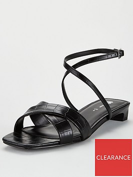 v-by-very-hekuba-wide-fit-square-toe-flat-sandal-black