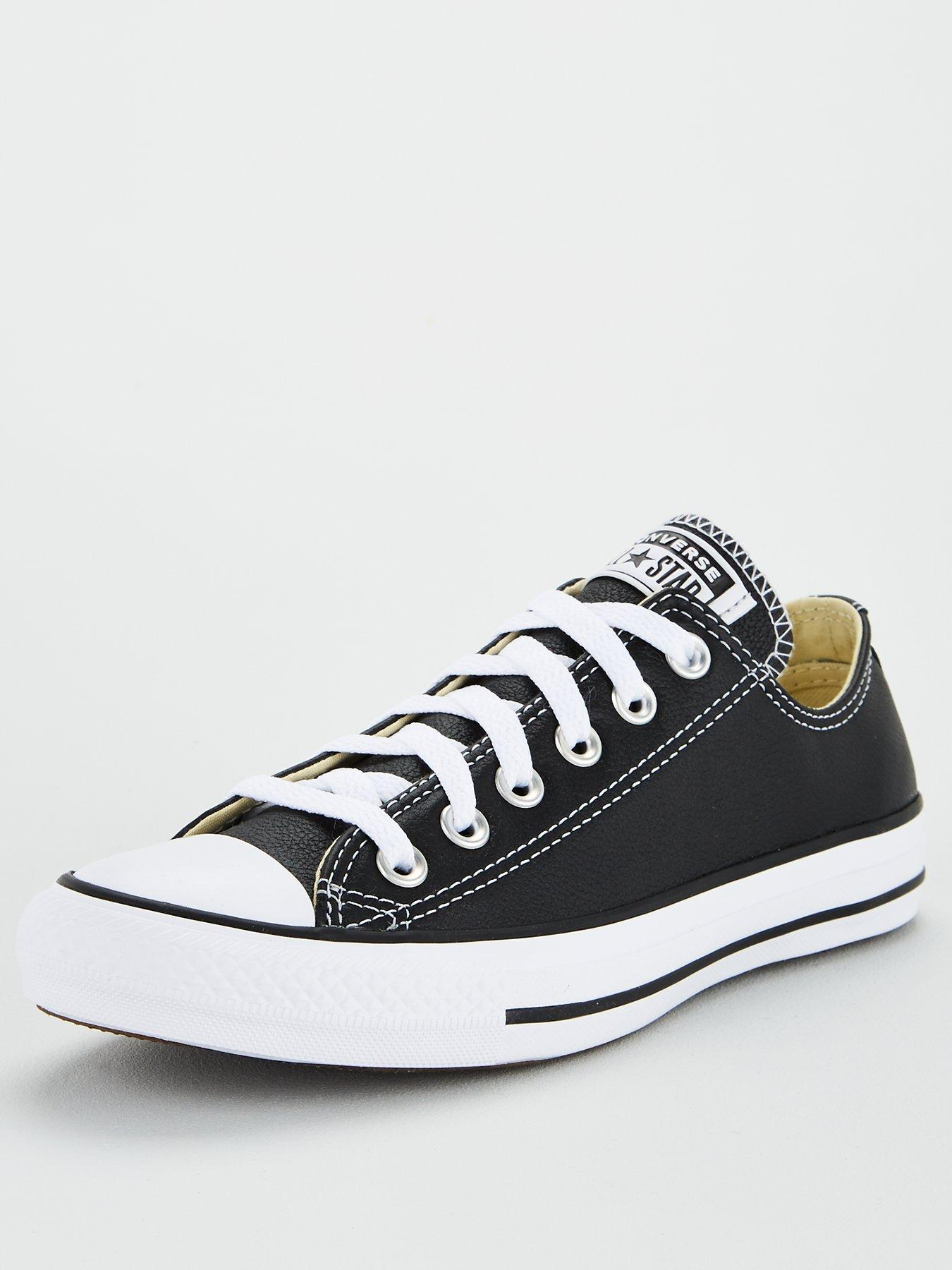 Leather | Converse | Trainers | Women