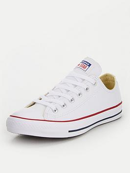 converse-chuck-taylor-all-star-leather-ox-whitenbsp