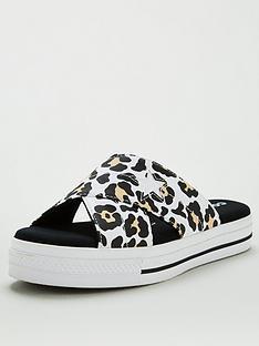 converse-one-star-leopard-sandal