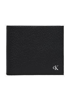 calvin-klein-jeans-monogram-billfold-wallet-black
