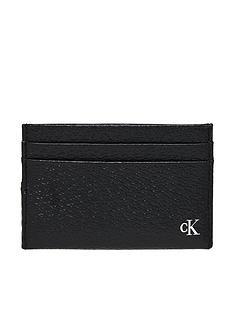 calvin-klein-jeans-monogram-card-case-black