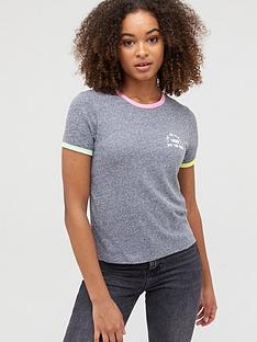 vans-rally-bell-t-shirt-grey-heather