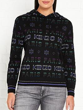 kenzo-all-over-logo-knit-jumper--black