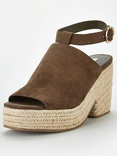 v-by-very-danica-high-cut-demi-wedge-sandals-khaki