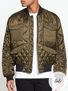 mcq-alexander-mcqueen-quilted-blouson-bomber-jacket-khaki