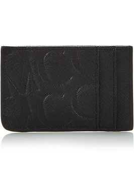 mcq-alexander-mcqueen-menrsquos-logo-embossed-leather-credit-card-holder-black