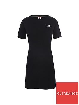 the-north-face-simple-dome-t-shirtnbspdress-blacknbsp