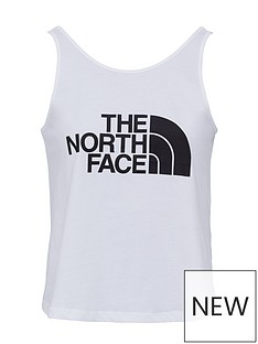 the-north-face-easy-tank-white