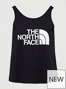 the-north-face-easy-tank-black