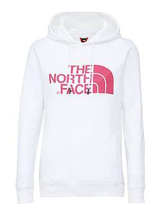 the-north-face-drew-peak-pullovernbsphoodie-whitepinknbsp