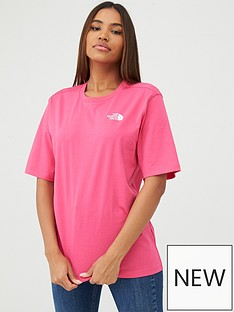 the-north-face-bf-simple-dome-tee-pinknbsp