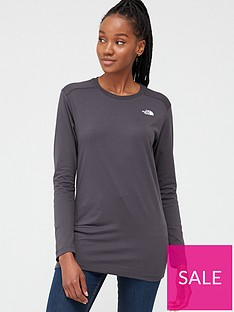 the-north-face-long-sleeve-simple-dome-t-shirt-greynbsp